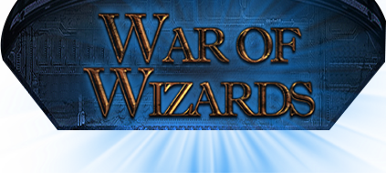 War of Wizards logo